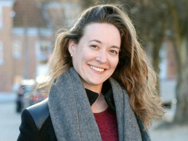 Roving Shield Wellness' Founder, Johanna Gorton