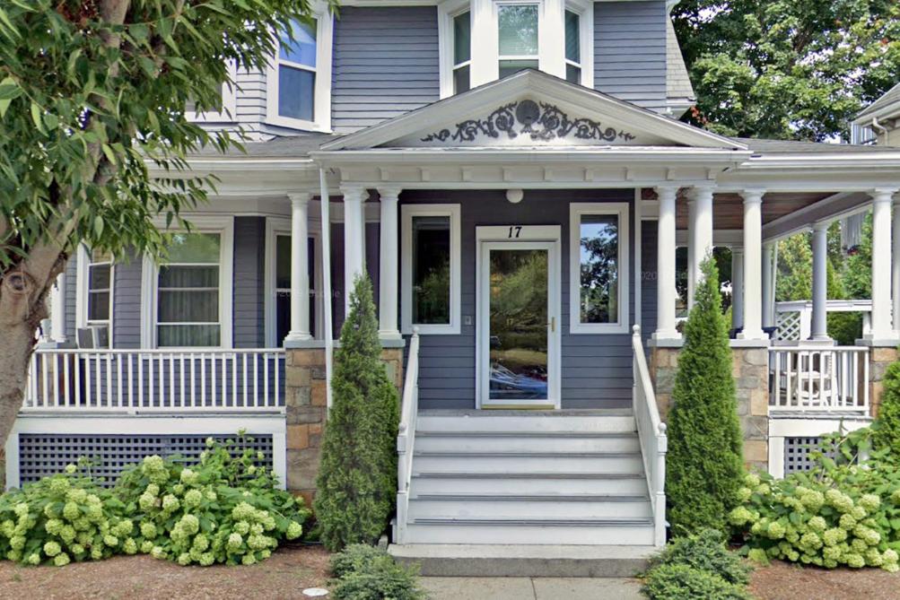 Exterior of Roving Shield Wellness - Home